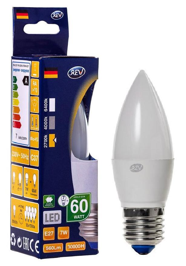 Лампа светодиодная Rev ritter 32347 1