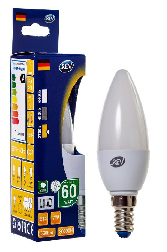 Лампа светодиодная Rev ritter 32349 5