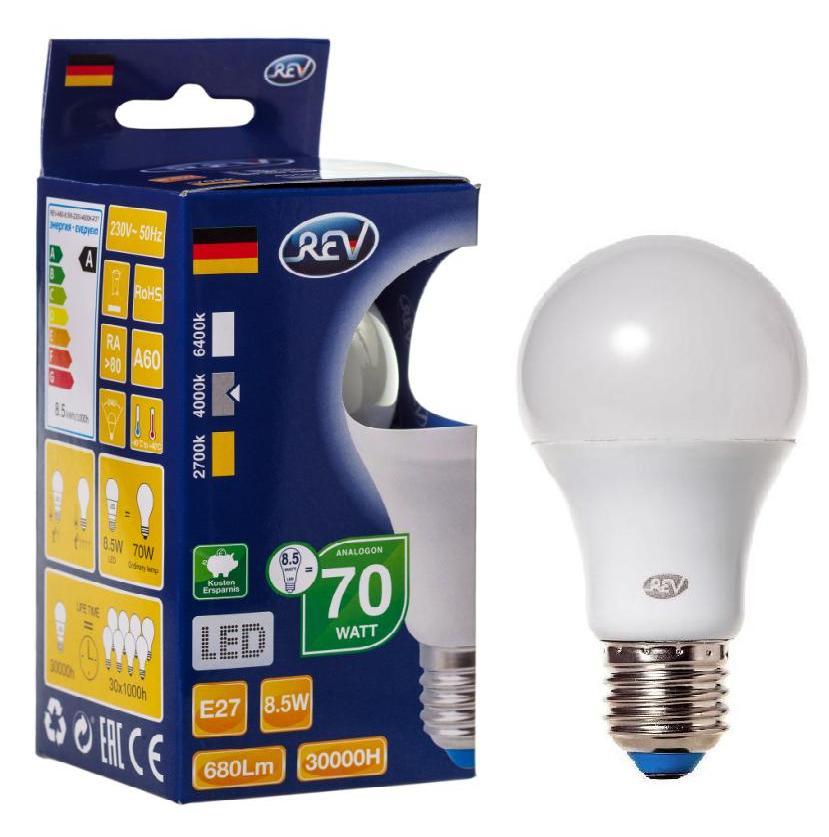 Лампа светодиодная Rev ritter 32380 8 лампа светодиодная rev ritter 32348 8