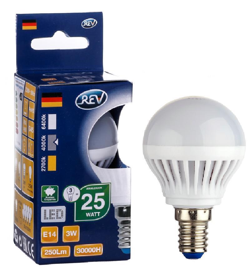 цена на Лампа светодиодная Rev ritter 32339 6