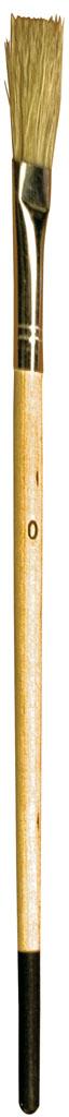 Кисть Biber 1959 плоская кисть kraftool klassik 1 01013 25