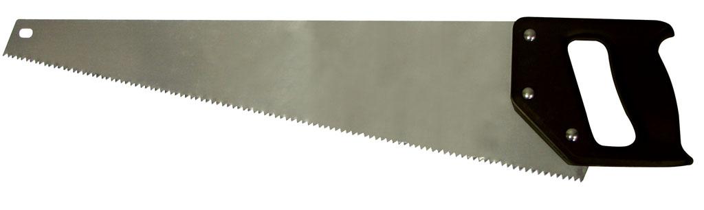 Ножовка Biber 85661 Мастер ножовка biber 80815 средний зуб 400мм