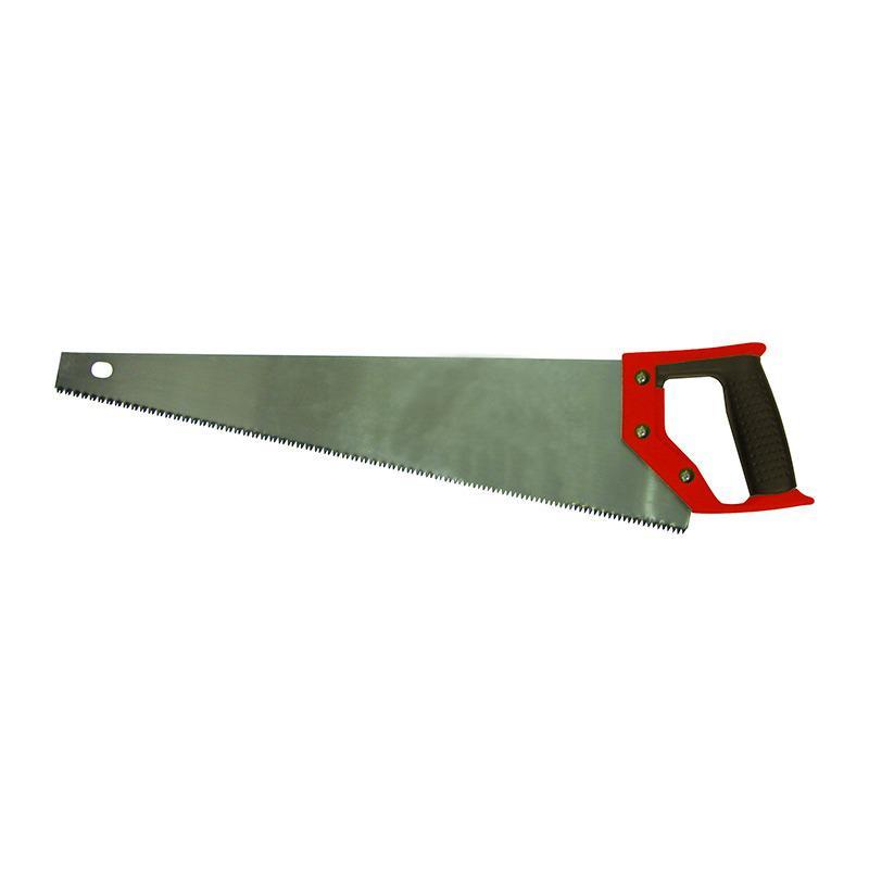 Ножовка Biber 85683 ПРОФИ ножовка biber 80815 средний зуб 400мм