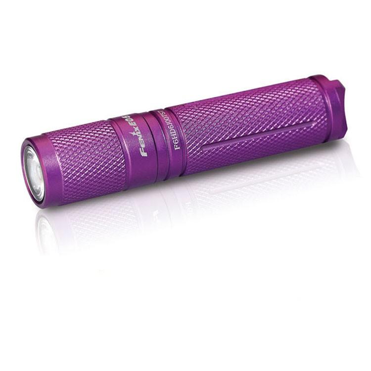 Фонарь Fenix E05 xp-e2 фиолетовый fenix e05 xp e2 r3