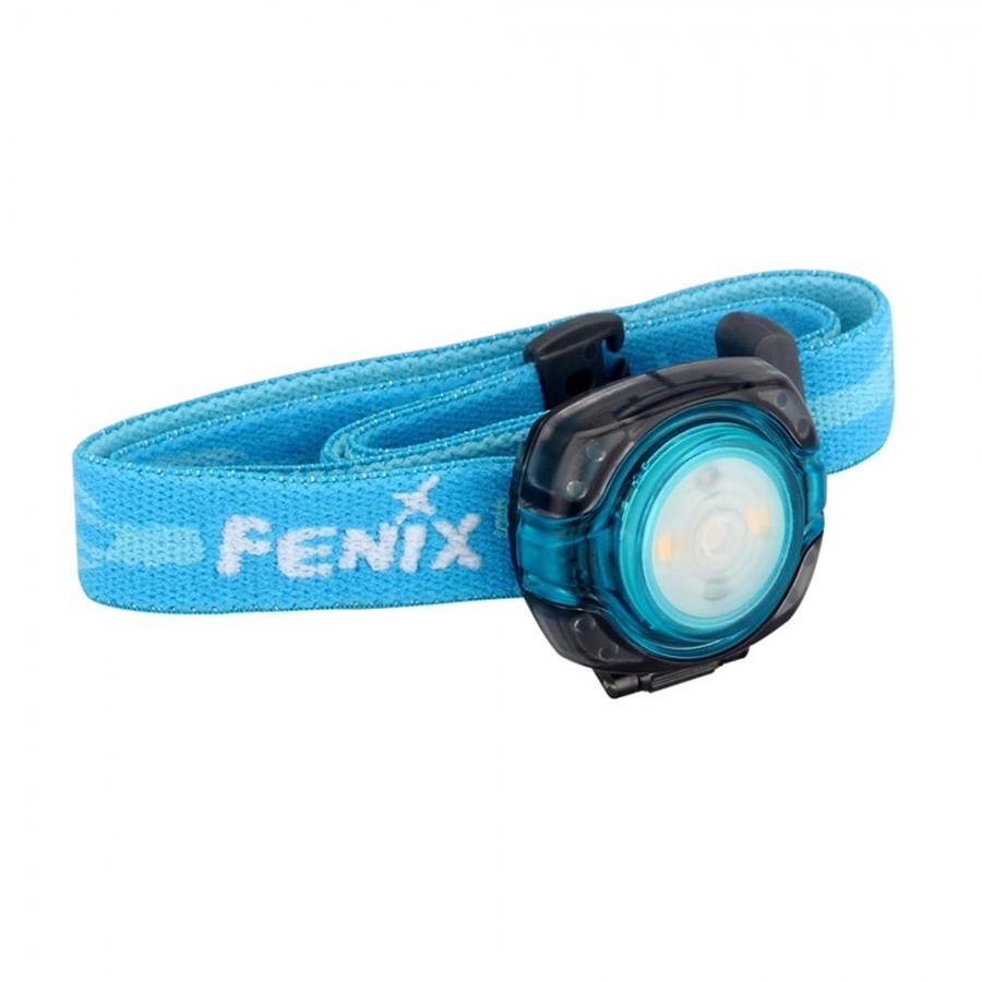Фонарь Fenix Hl05 синий детский самокат fenix cms031