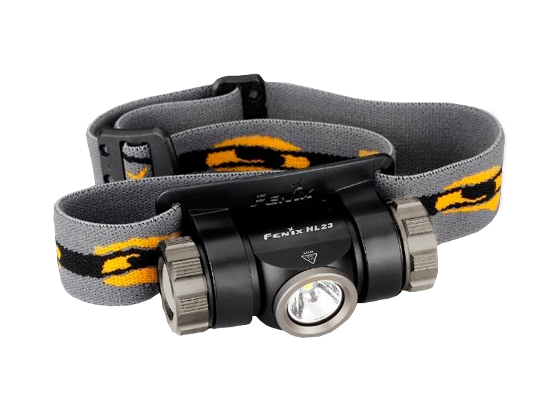 Фонарь Fenix Hl23 серый fenix hl23 hiking night fishing headlamp