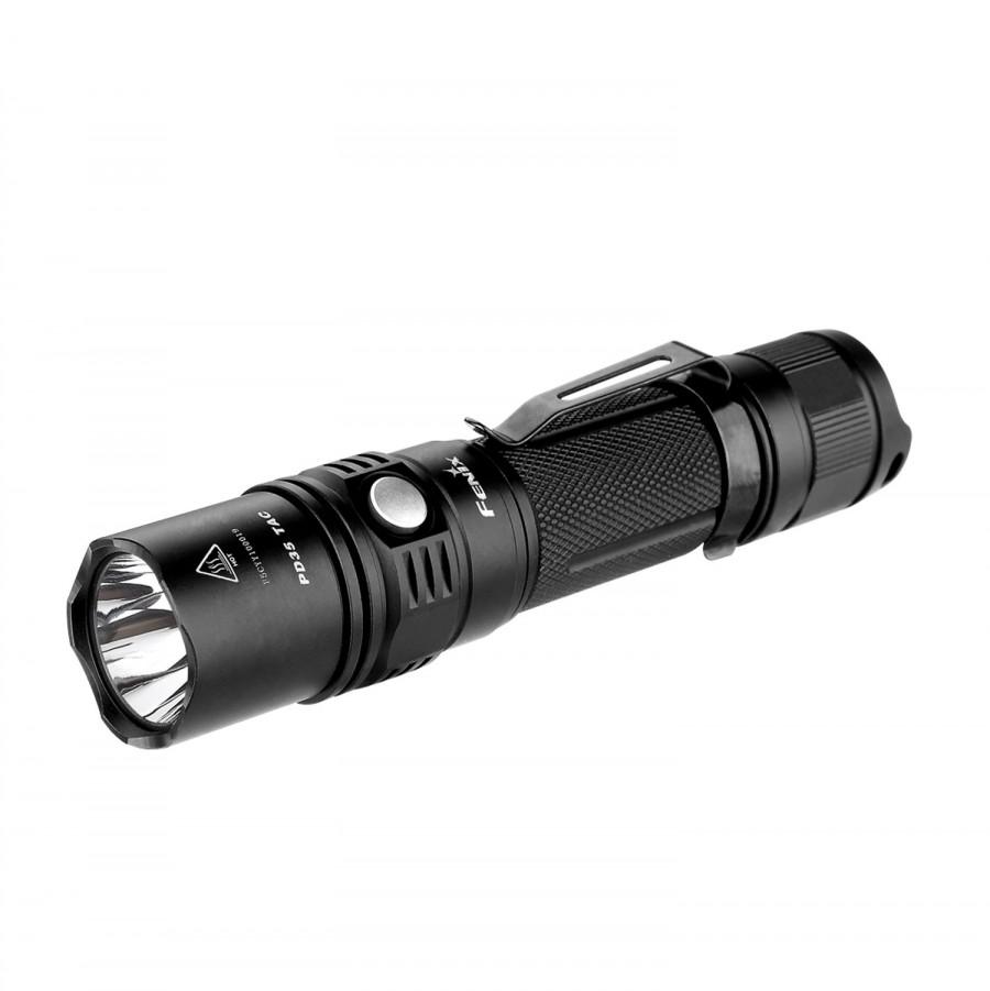 Фонарь Fenix Pd35 tac фонарь fenix fd65