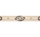 Бордюр керамический INTERCERAMA БВ93071 Fenix чёрный 1шт