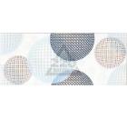 Бордюр керамический INTERCERAMA БШ18071 Confetti серый 1шт
