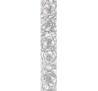 Бордюр керамический INTERCERAMA БВ23071 Brina серый 1шт