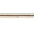 Бордюр керамический INTERCERAMA БУ20031 Pietra коричневый 1шт