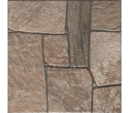 Плитка напольная ROVESE (CERSANIT) EE4P012D Exterio коричневый 11шт