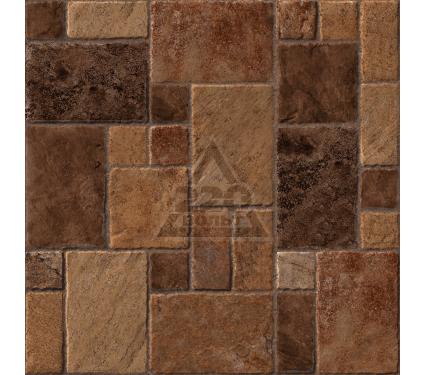 Плитка напольная ROVESE (CERSANIT) C-RI4R112D Rimini коричневый 8шт