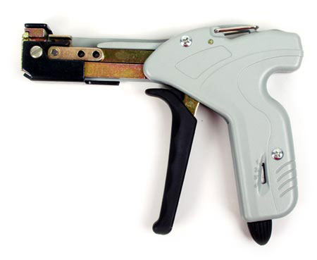 Инструмент для монтажа стяжек Hyperline 19850 от 220 Вольт
