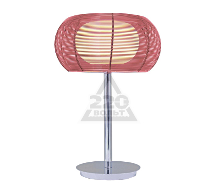 Лампа настольная МАКСИСВЕТ 5-4793-1-CR+RED G9