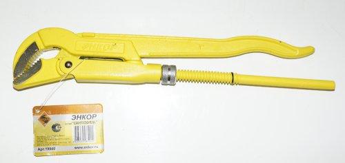 Ключ трубный шведский ЭНКОР 19988 ключ трубный шведский vorel 55215