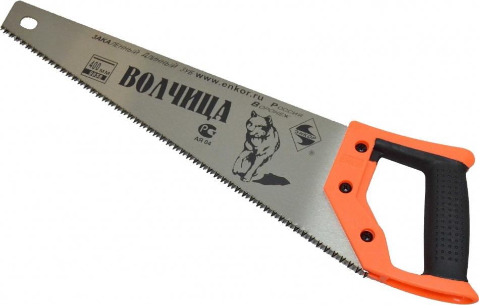 Ножовка ЭНКОР 9858 ножовка kolner khs 400 w