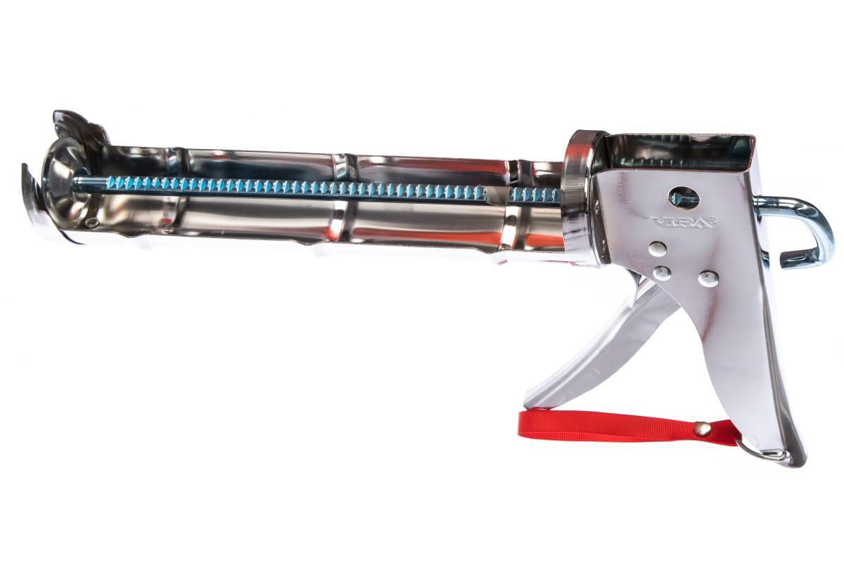 Пистолет для герметика Vira 705060 пистолет для герметика sparta 886475