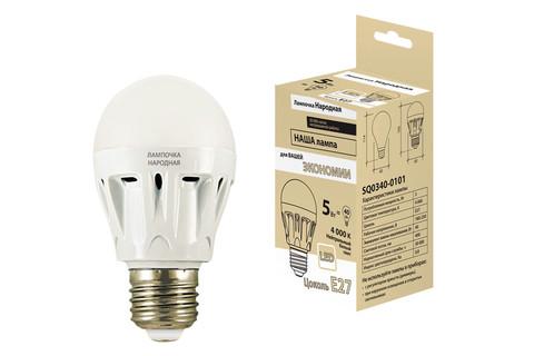 Лампа светодиодная Tdm Sq0340-0101