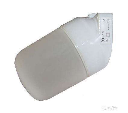 Светильник для бани, сауны TDM НПБ400-1