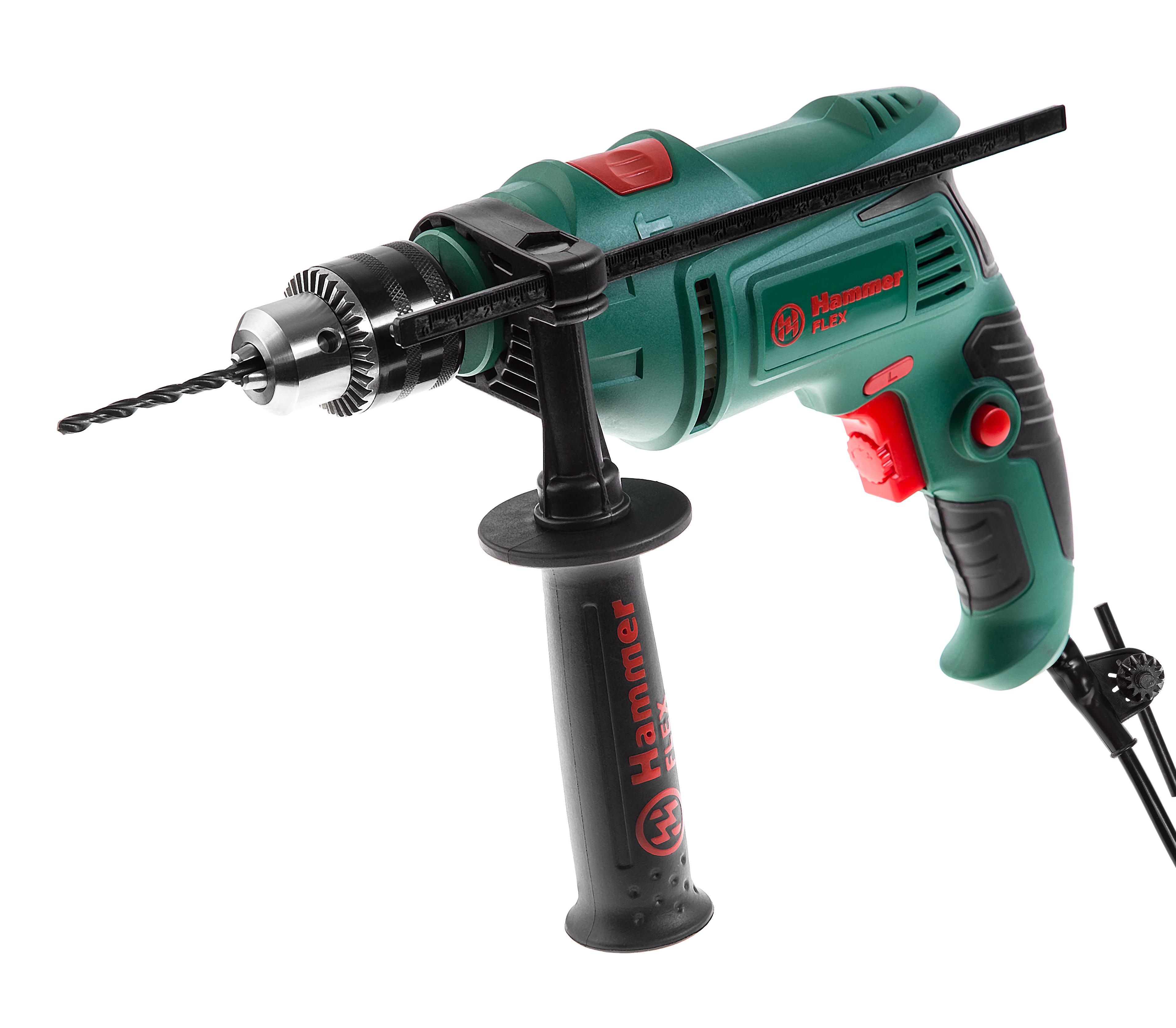 Дрель ударная Hammer Udd620d дрель ударная hammer udd1100a
