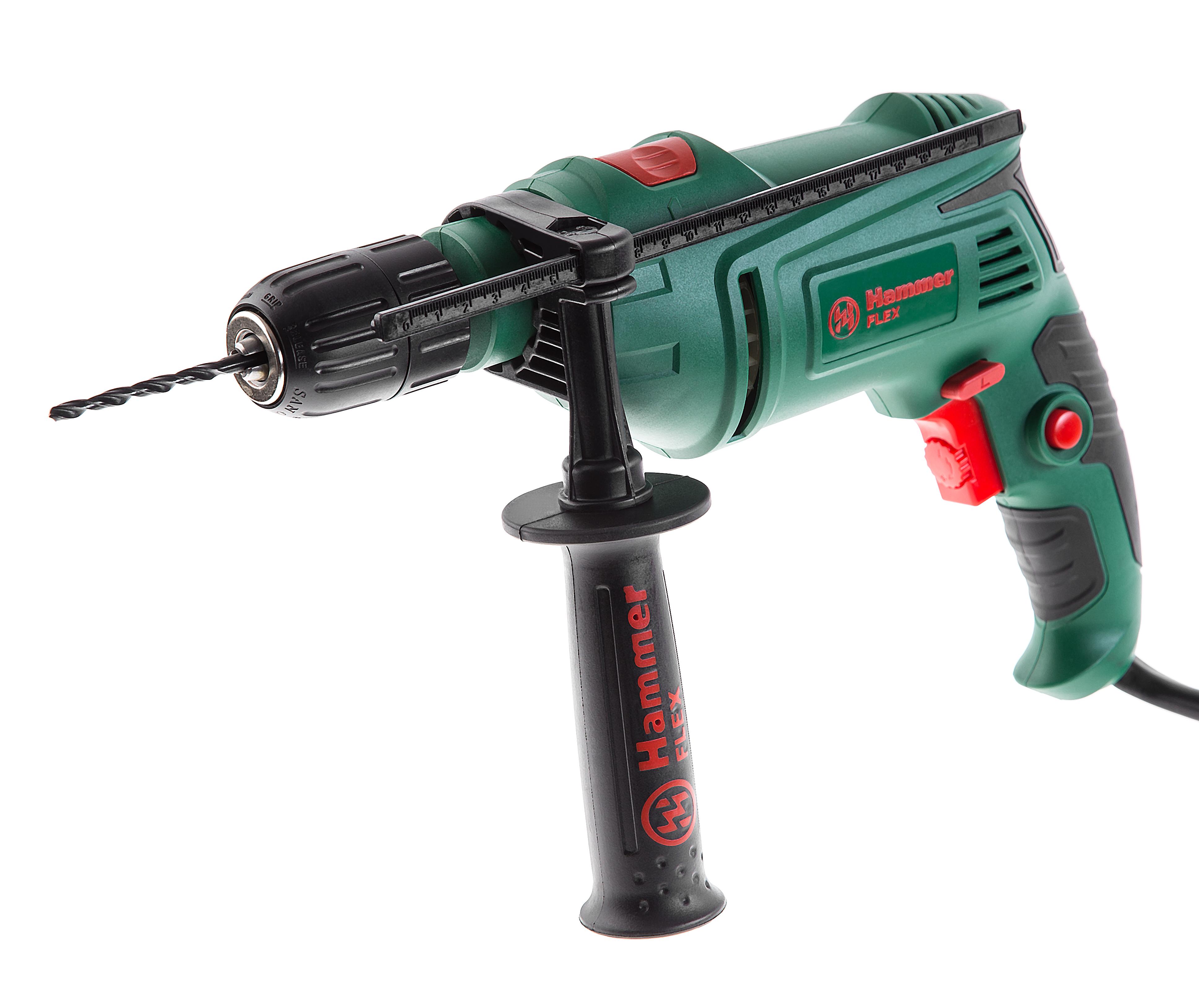 Дрель ударная Hammer Udd780d дрель ударная hammer udd1100a