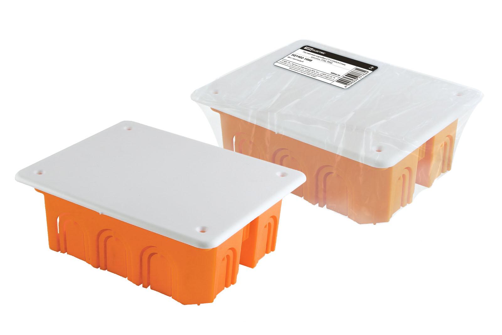 Коробка распаячная Tdm Sq1402-1008