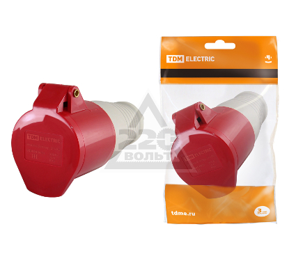 Розетка кабельная TDM SQ0603-0011