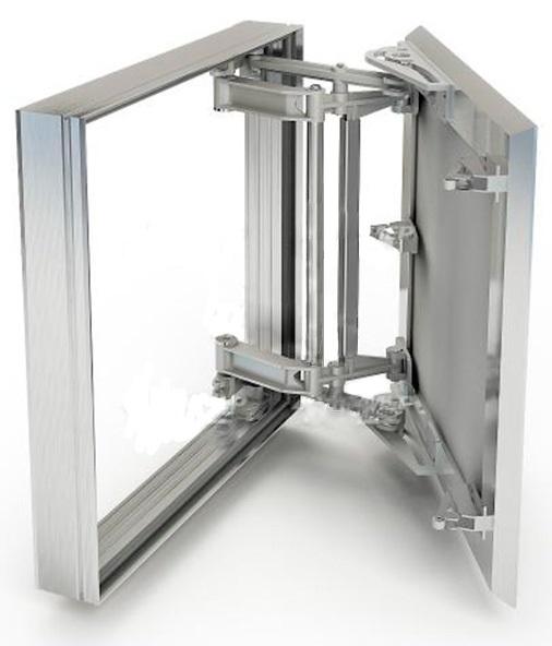 Люк ХАММЕР Слава 300х400 люк ревизионный 300х400 мм решетчатый пластиковый декофот