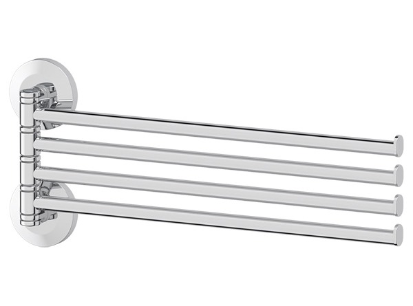 Полотенцедержатель Fbs Standard sta 046 полотенцедержатель lemark standard двойная 634 мм lm2139c