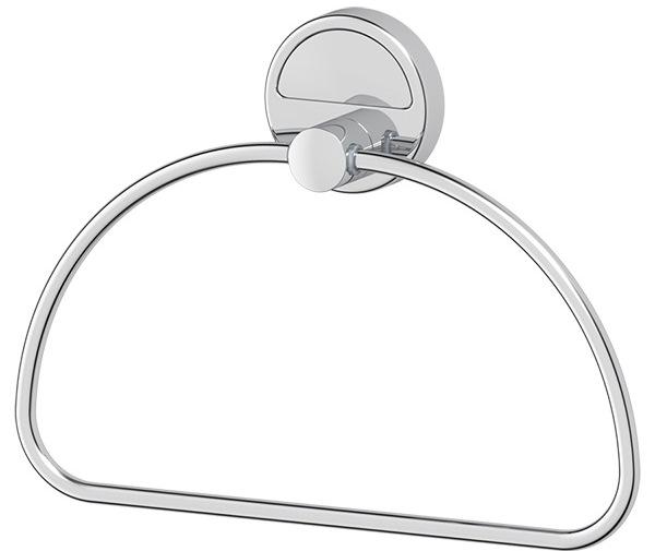 Полотенцедержатель Fbs Luxia lux 022 гарнитур для туалета fbs luxia цвет хром 2 предмета lux 059
