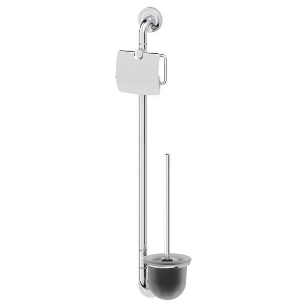 Штанга Ellux Elegance ele 074 штанга комбинированная для туалета с биде ellux elegance хром ele 076