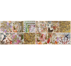Декор керамический ROVESE (CERSANIT) LA2S451DT Lati Бежевый 8шт