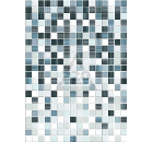 Декор керамический ROVESE (CERSANIT) MF2M042DT Motive Синий 15шт