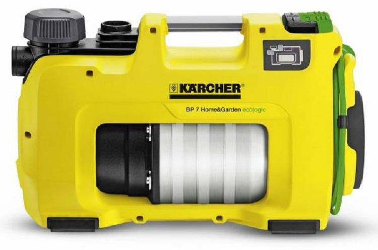 Садовый насос Karcher Bp 7 home & garden насос karcher бытовой bp 7 home garden eco ogic