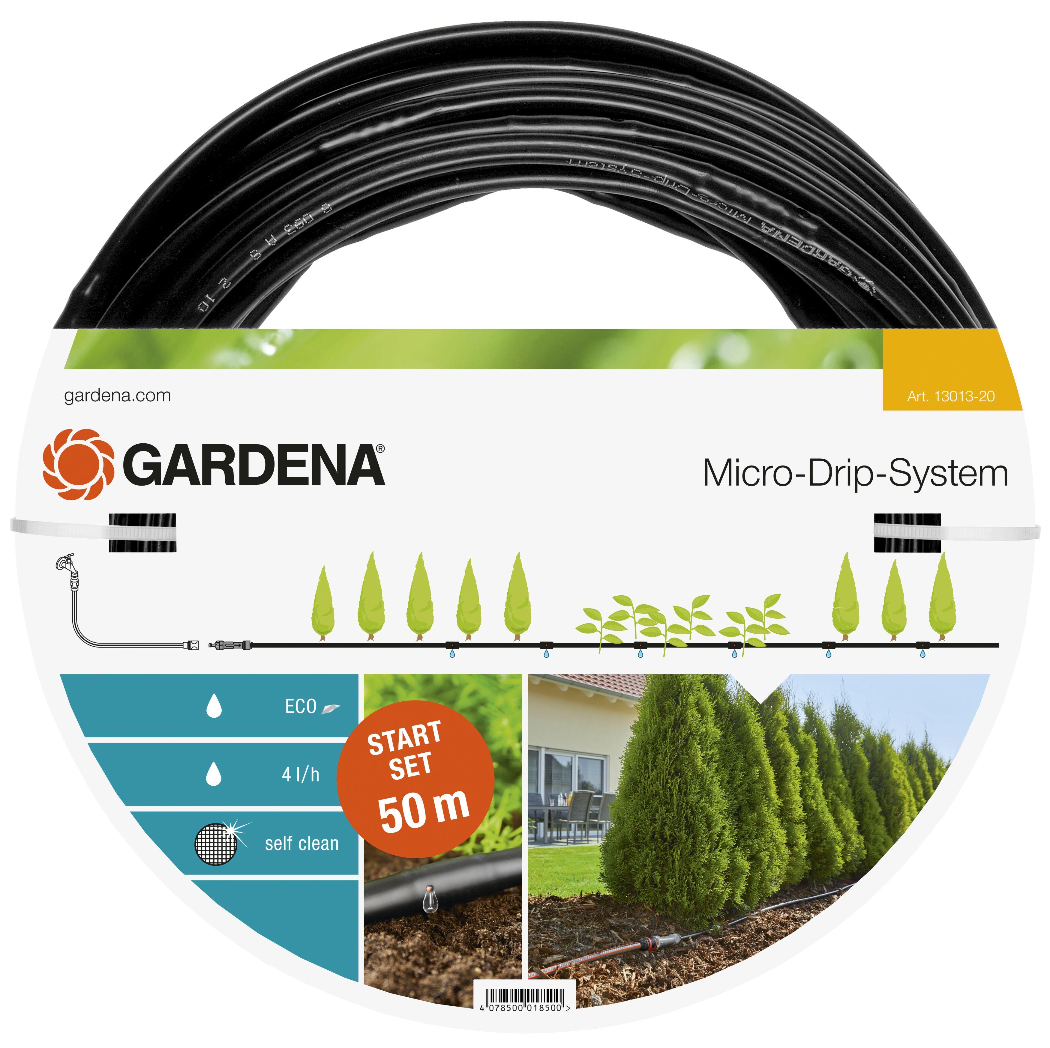 Шланг Gardena 13013-20 шланг сочащийся gardena 01362 20