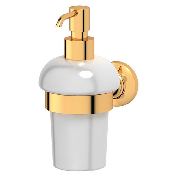 Дозатор для жидкого мыла 3sc Stilmar (gold) sti 205 дозатор для жидкого мыла 3sc stilmar satin gold sti 305