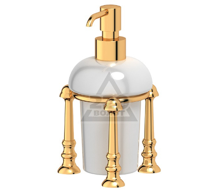 Дозатор для жидкого мыла 3SC Stilmar UN (Gold) STI 229