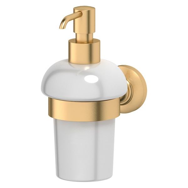 Дозатор для жидкого мыла 3sc Stilmar (satin gold) sti 305