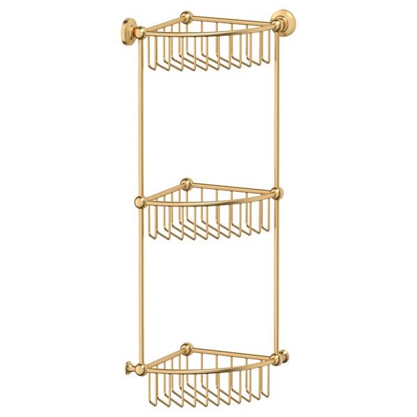Полка 3sc Stilmar (satin gold) sti 309