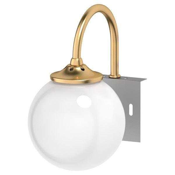 Светильник для ванной комнаты 3sc Stilmar un (satin gold) sti 325 цена