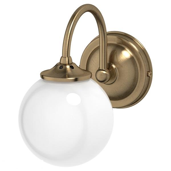 все цены на Светильник для ванной комнаты 3sc Stilmar un (antic bronze) sti 526 онлайн