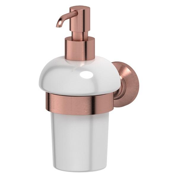 Дозатор для жидкого мыла 3sc Stilmar (antic copper) sti 605 полотенцедержатель кольцо 3sc stilmar antic copper sti 610