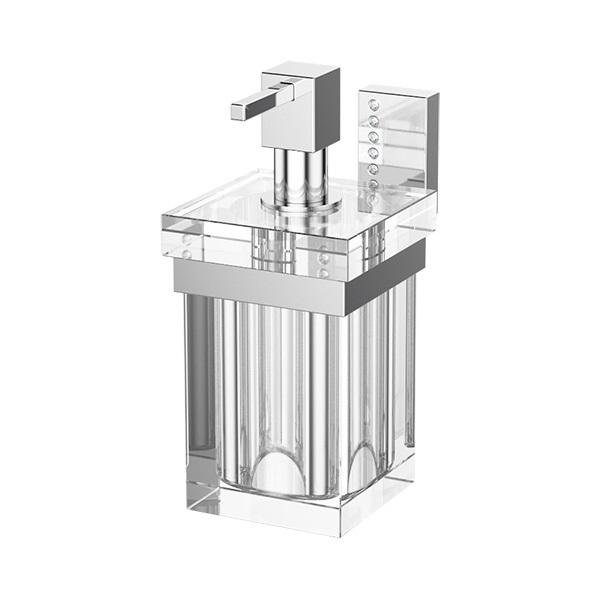 Дозатор для жидкого мыла Lineag Tiffany lux tif 906 полотенцедержатель lineag tiffany lux tif 908
