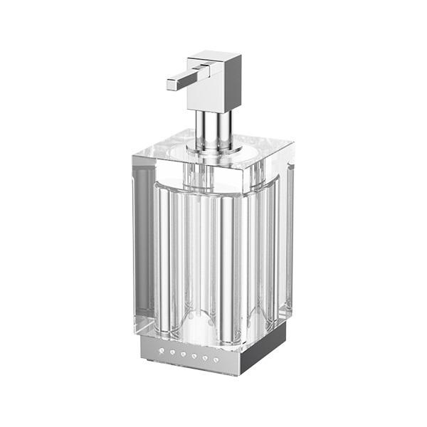 Дозатор для жидкого мыла Lineag Tiffany lux un tif 918 стакан lineag tiffany un tif 016