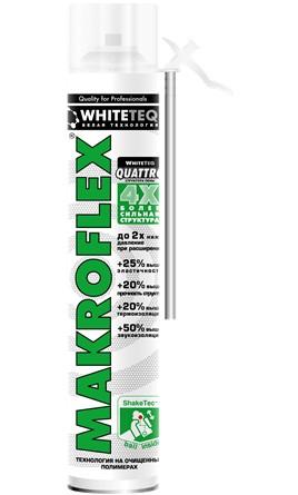 Пена монтажная Makroflex Whiteteq 165522 фото