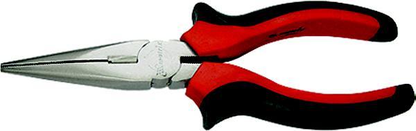 Утконосы Matrix 17166 прямые никелированные длинногубцы 180 мм matrix nickel 17166