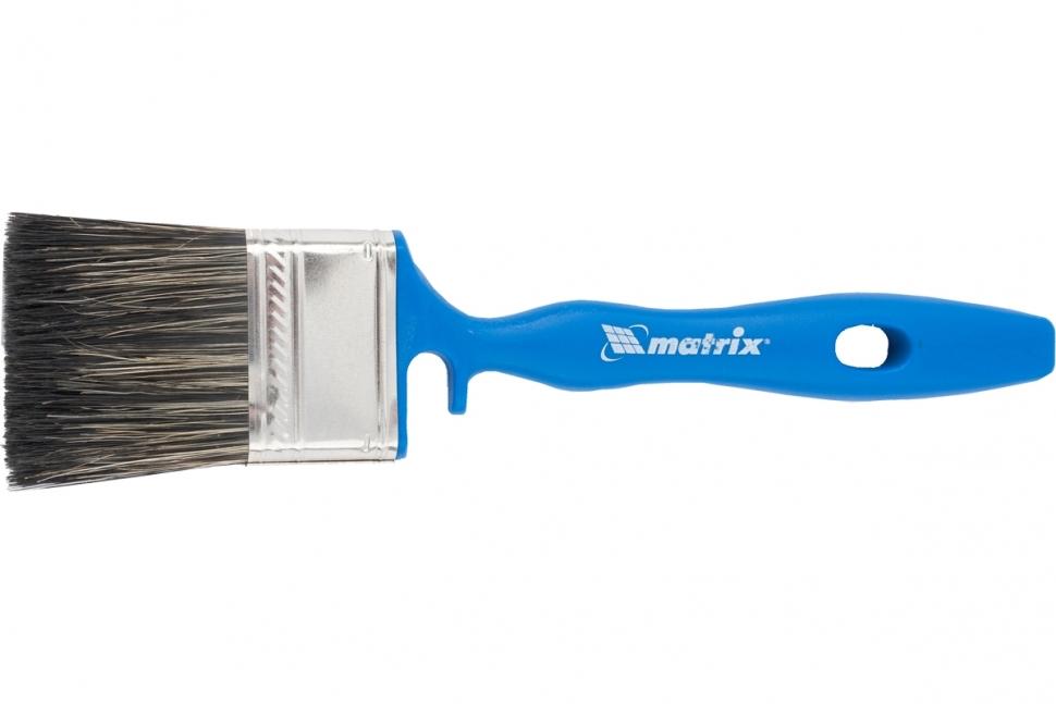 Кисть флейцевая Matrix 83382 кисть klassik плоская смешанная щетина 35мм kraftool 1 01012 35