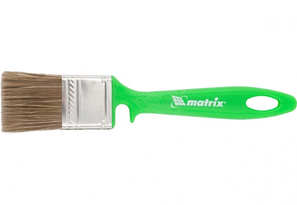 Кисть флейцевая Matrix 83372 плоская кисть kraftool klassik 1 01013 25