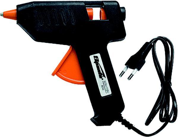 Пистолет клеевой Sparta 930305 клеевой пистолет matrix 930105